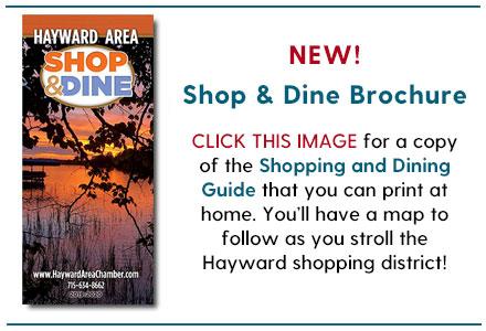 Hayward Shop & Dine Brochure 2019