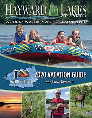Hayward Lakes 2020 Vacation Guide