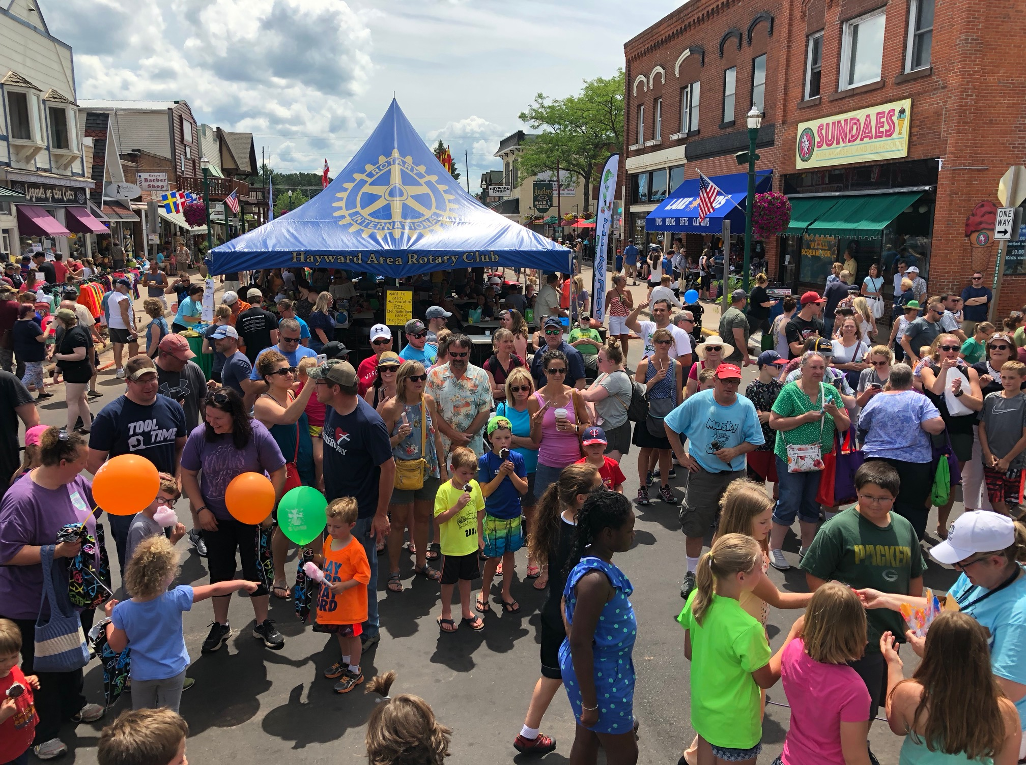 71st Annual Musky Festival - CANCELLED